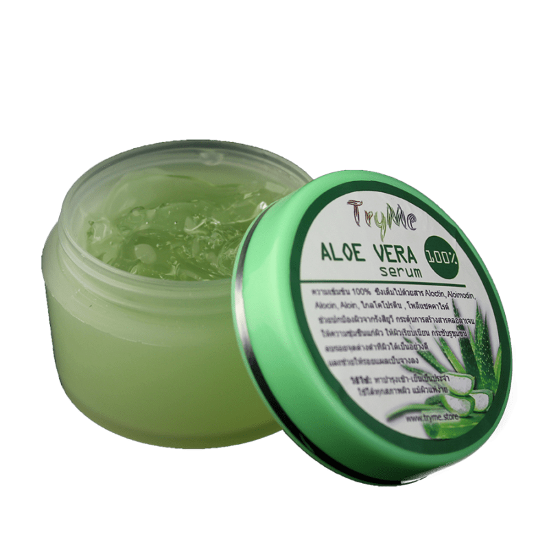 TryMe Aloe Vera Gel Manufacturer • Siam Trade Development.