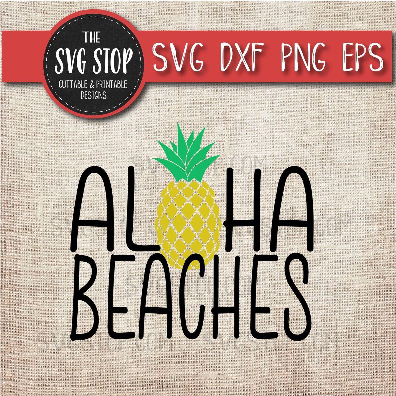 Aloha Beaches.