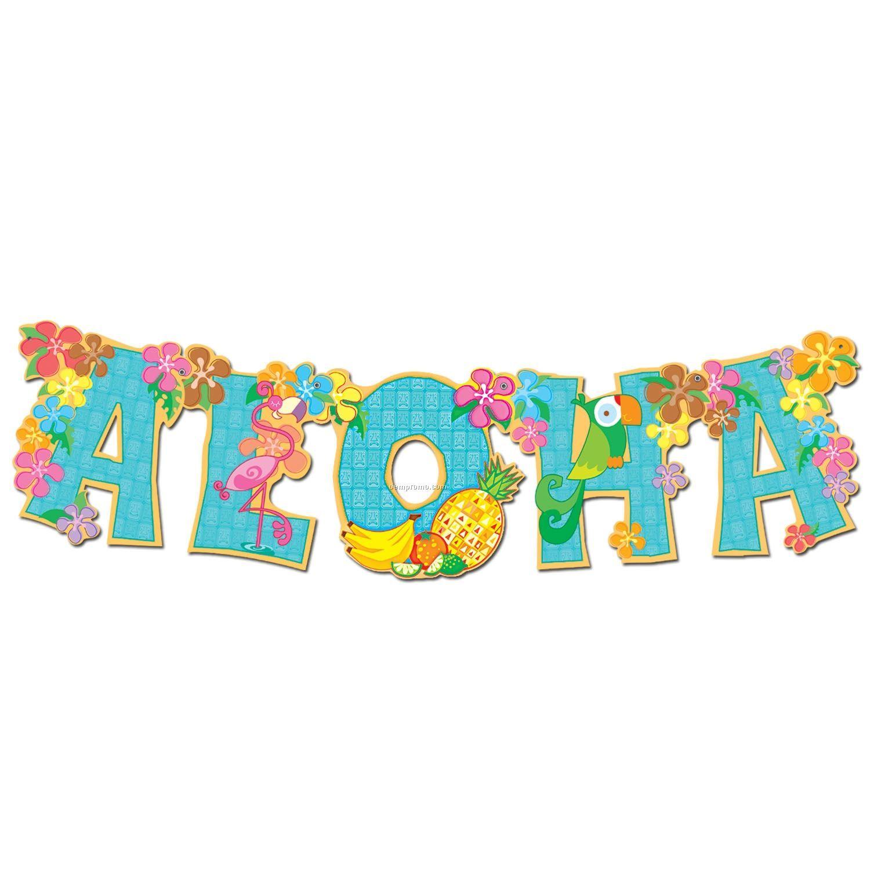 Aloha clipart