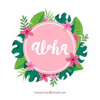 Aloha Vectors, Photos and PSD files.