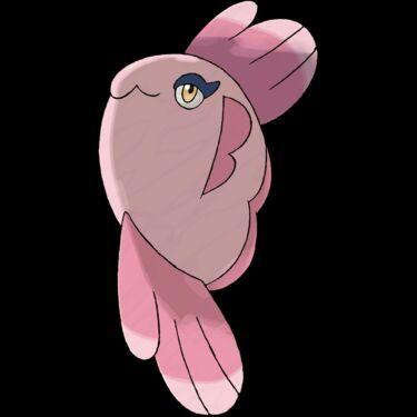 Pokemon theory luvdisc and Alomomola.
