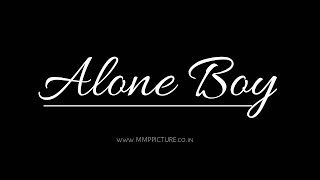alone boy text by mmp picture.