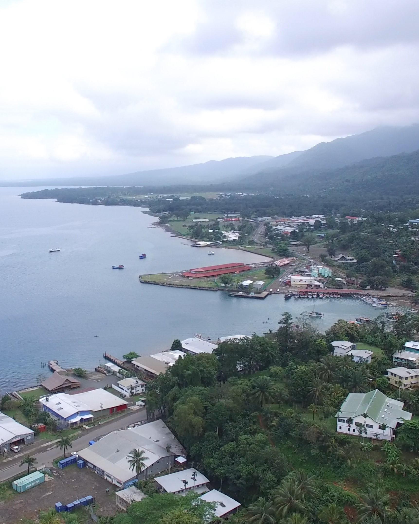 Alotau, Milne Bay Province.