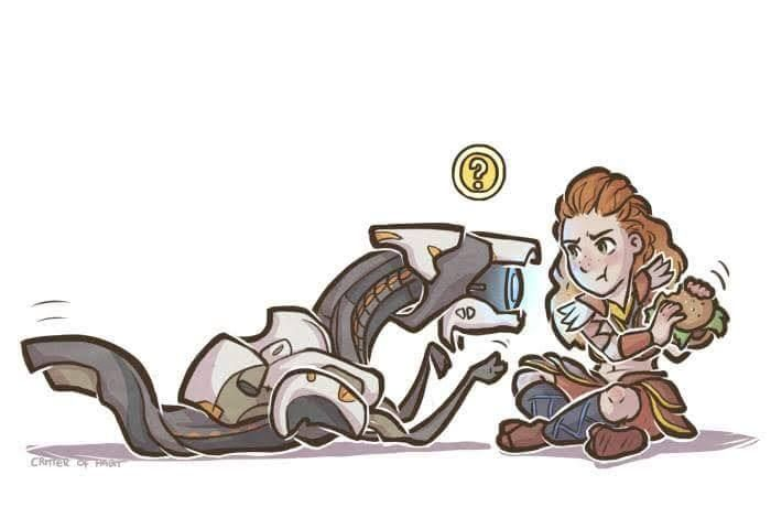 Pin by Thanh Nguyễn on Horizon Zero Dawn in 2019.