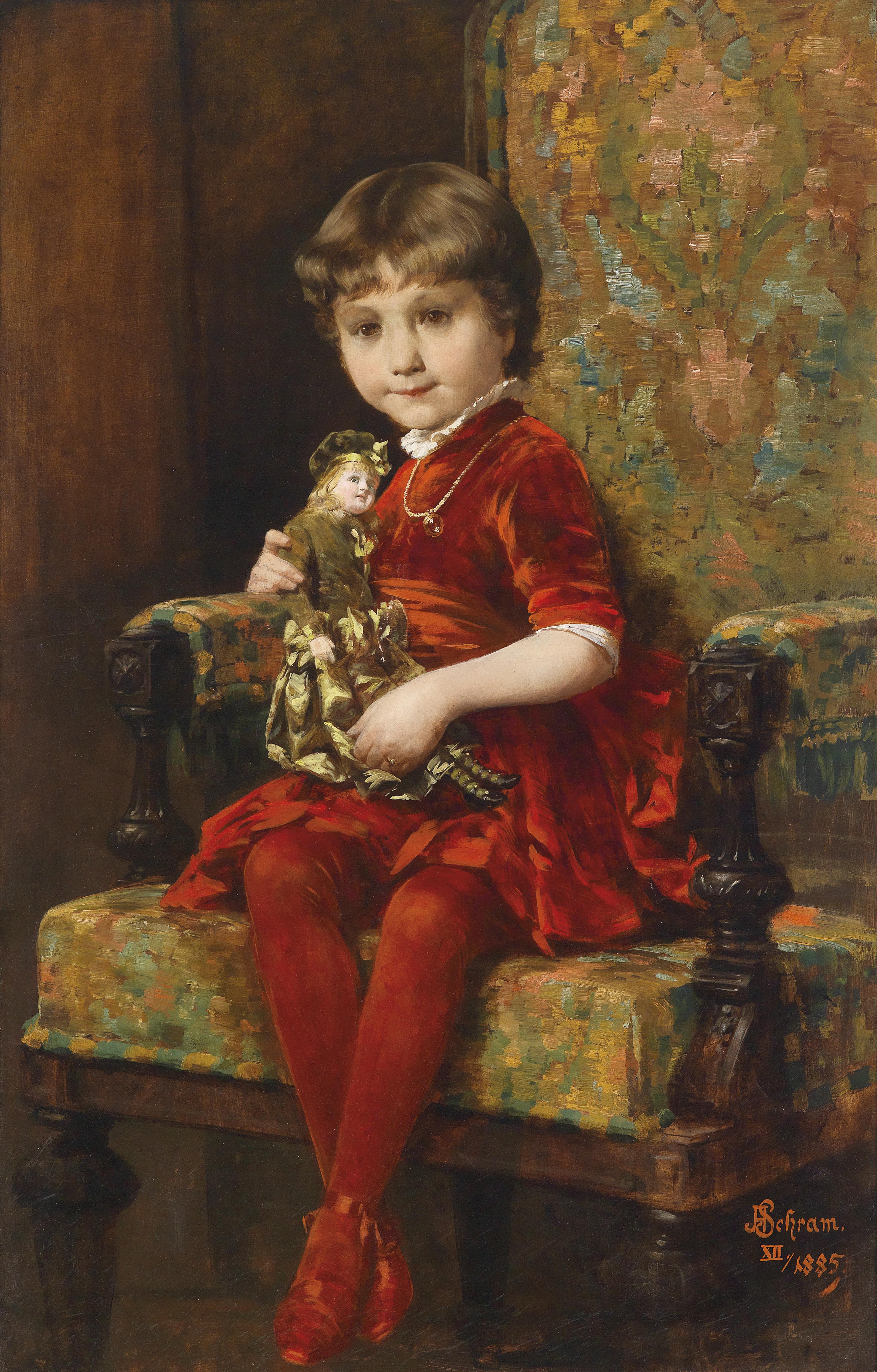 File:Aloys Hannes Schramm Mädchen mit Puppe 1885.jpg.