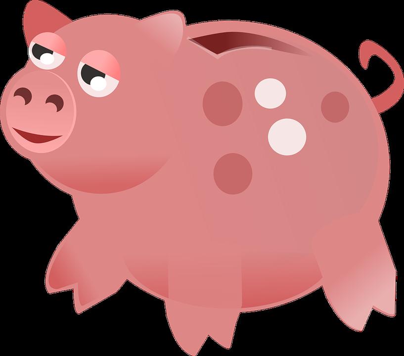 Free vector graphic: Pig, Swine, Piglet, Pork, Animal.
