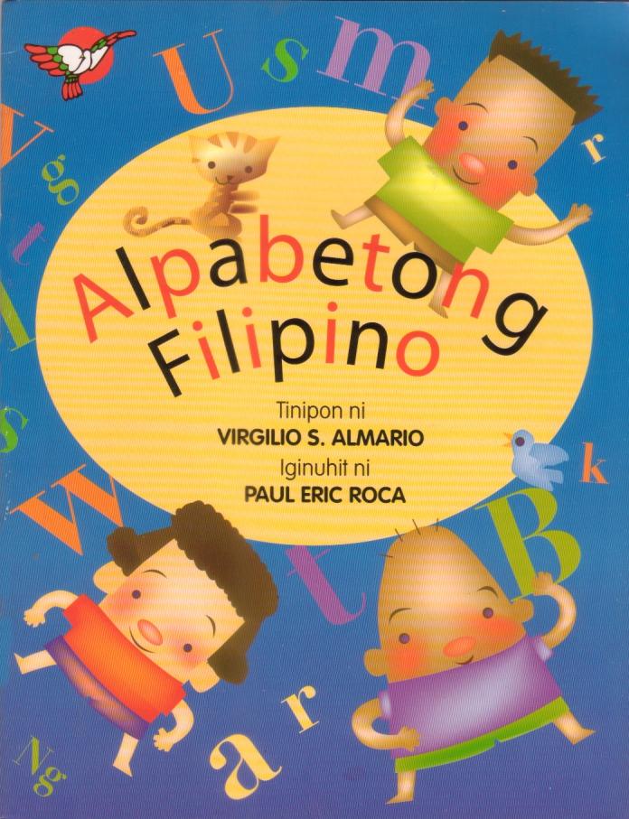 Alpabetong Filipino Clip Art.