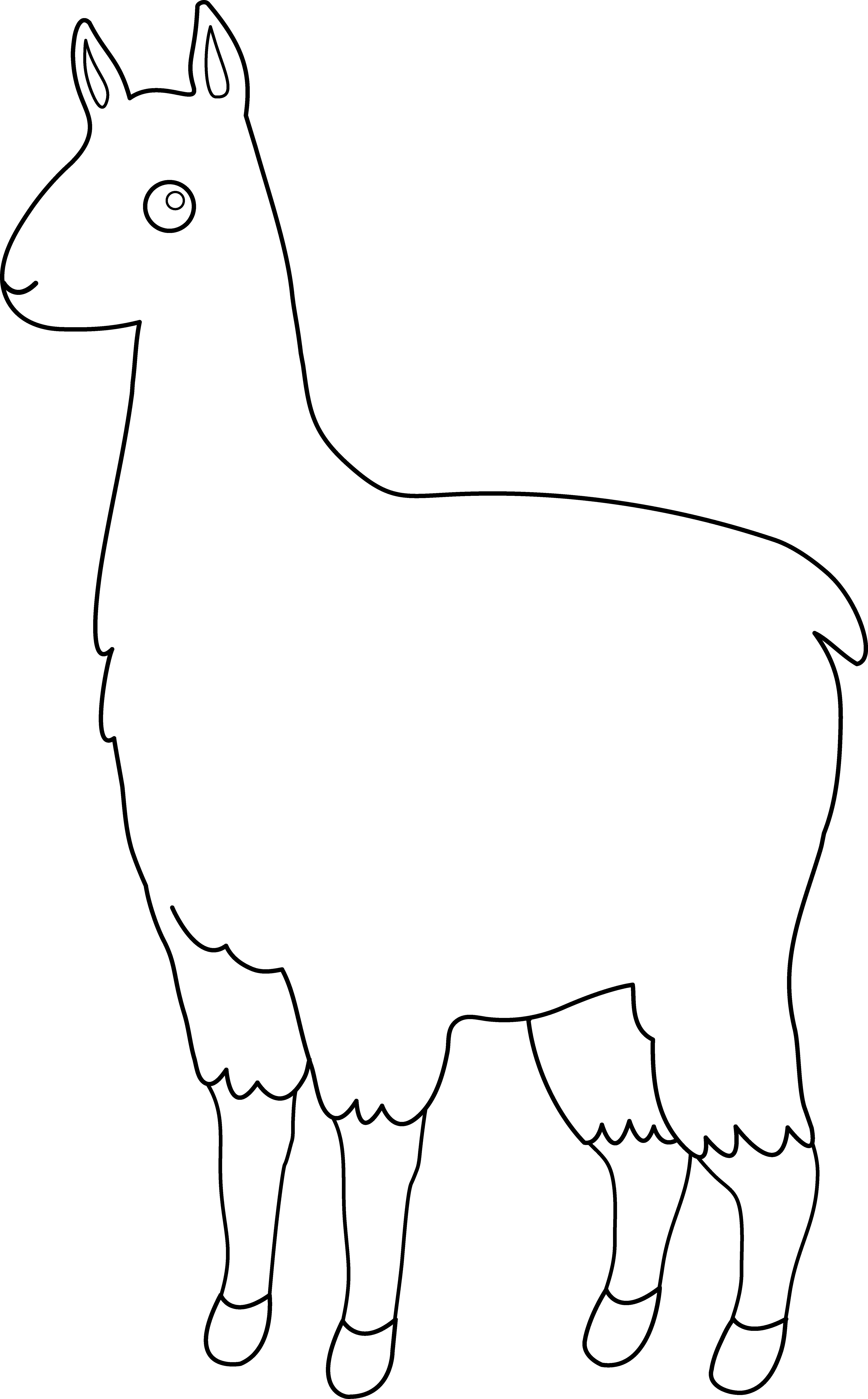 Free Alpaca Cliparts, Download Free Clip Art, Free Clip Art.