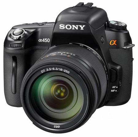Digital Slr Camera Sony.