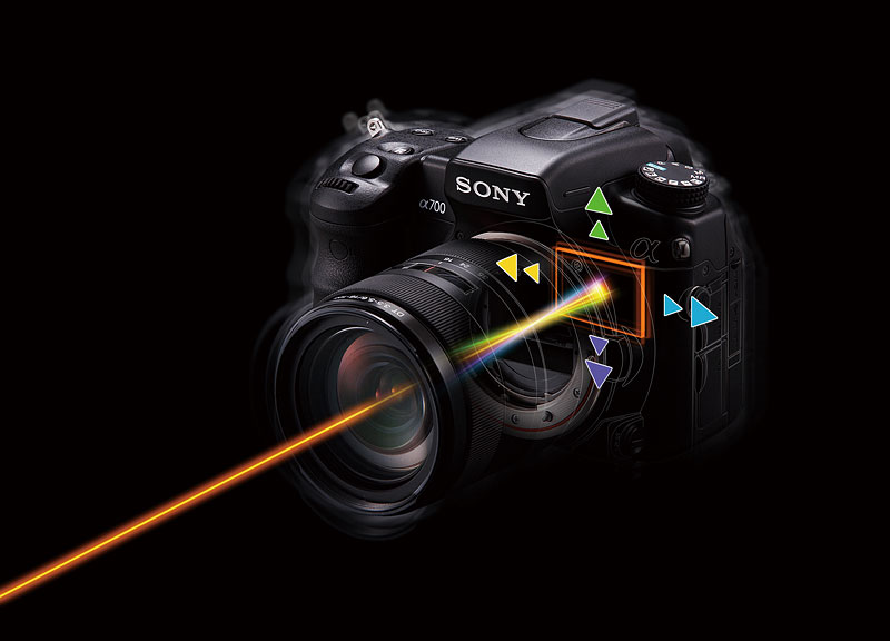 Sony A700 Review: Initial Test.