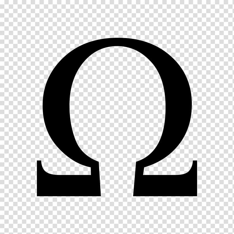 Greek alphabet Alpha and Omega Symbol, Buddhism transparent.