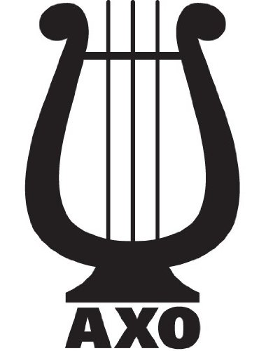 Amazon.com: Alpha Chi Omega Full Lyre Decal: Home & Kitchen.