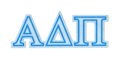 Alpha delta pi image black and white download png files, Free CLip.