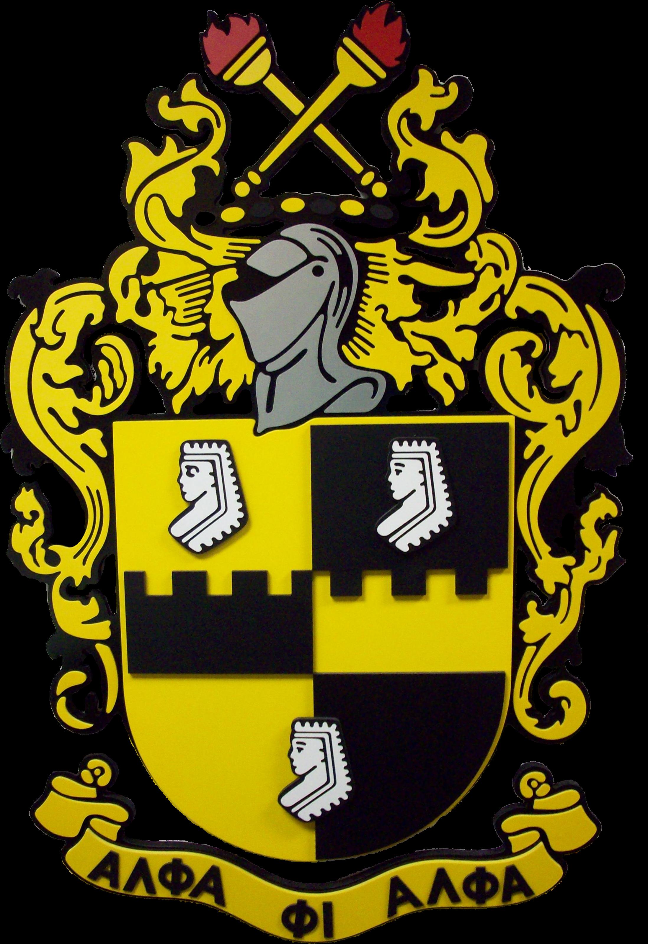 Alpha Phi Alpha Logo Png Clipart.