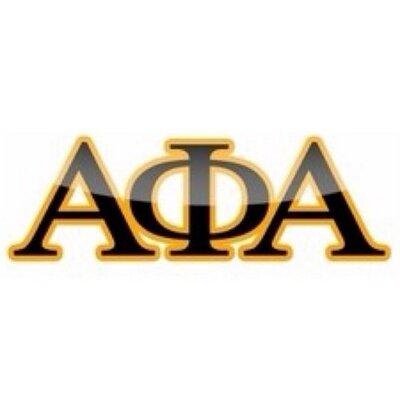 Alpha Phi Alpha.