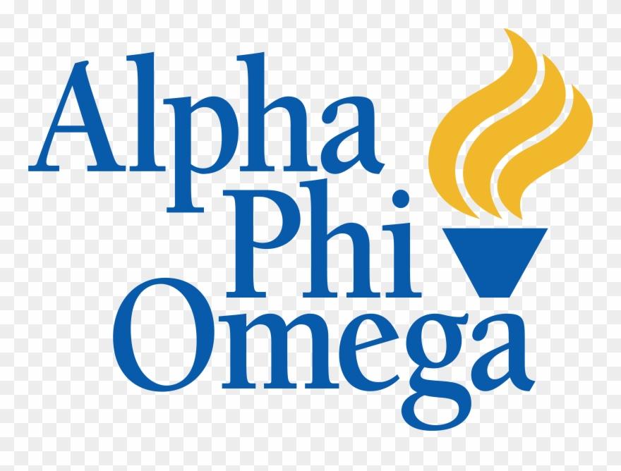 Alpha Phi Omega Logo.