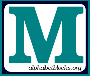Alphabet Blocks, Block Letters, Fonts & Free Kids Clip Art.