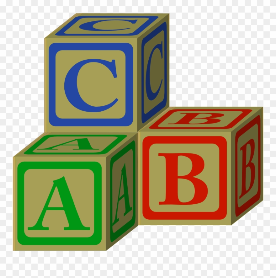 Alphabet Gold Free Abc Blocks Petri Lummema 01.