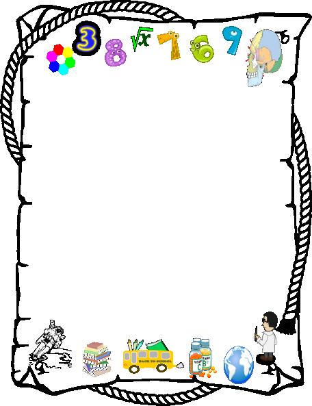 Free ABC Cliparts Border, Download Free Clip Art, Free Clip.