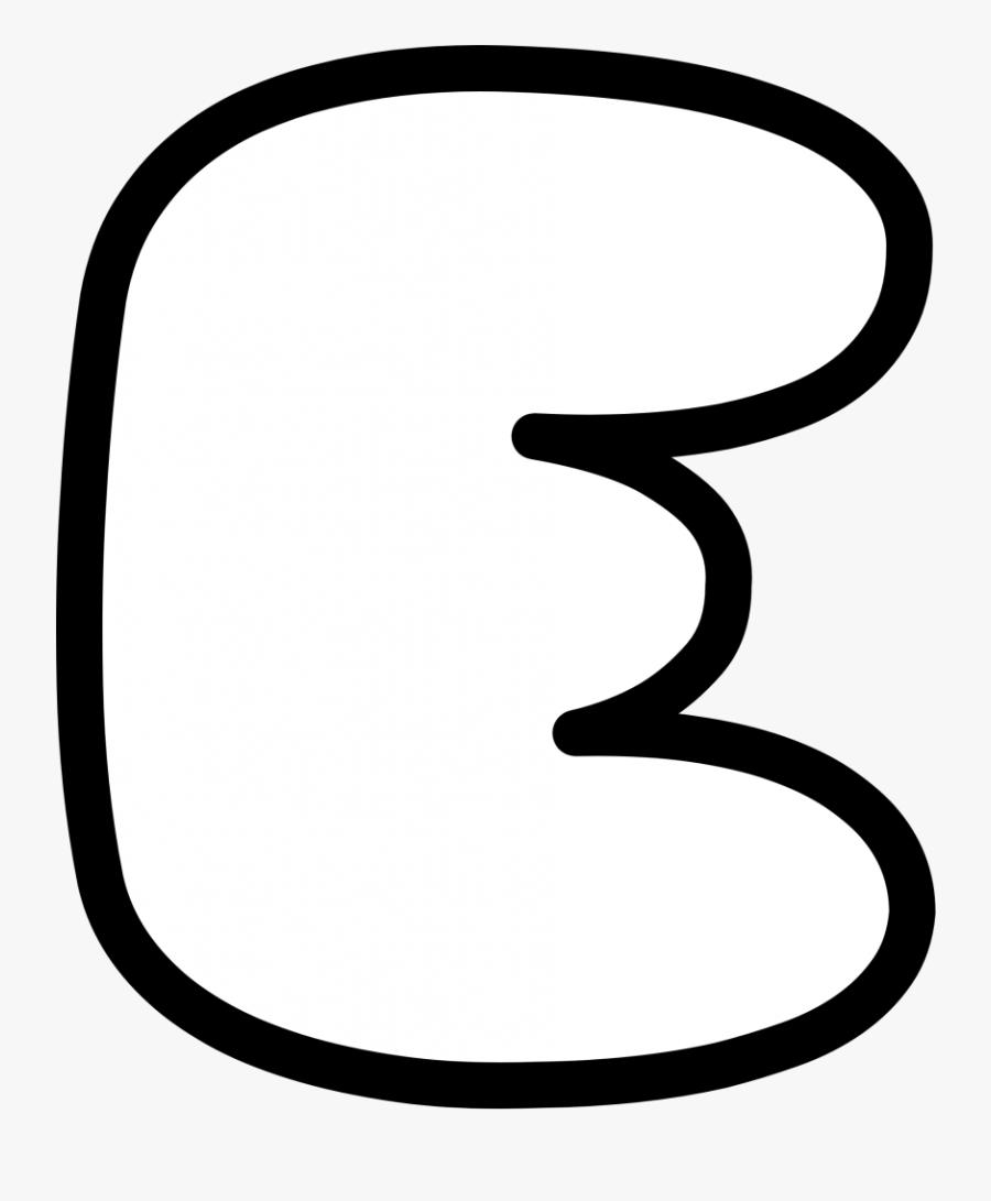 Bubble Letters Lowercase M Printable Nerdy Caterpillar.