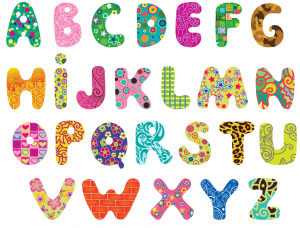 Free Alphabet Clipart Pictures.