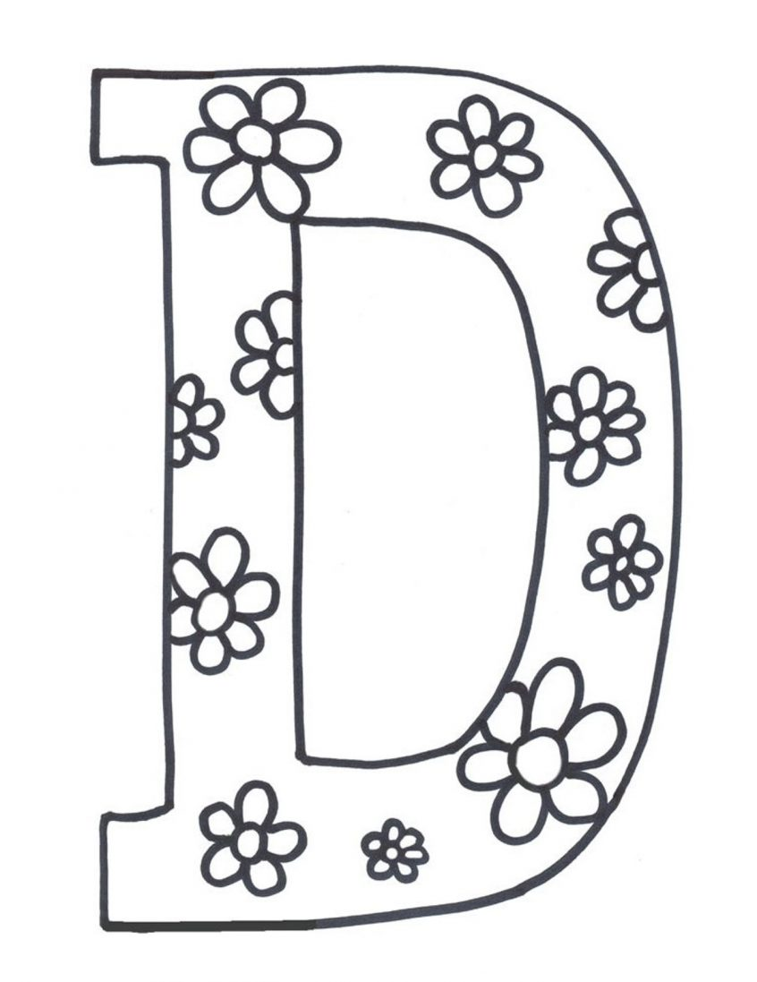 coloring ~ Tremendousntable Letter Coloring Pages Free Kids.