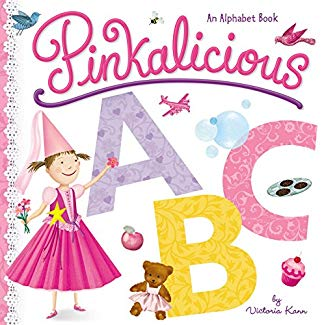 Pinkalicious ABC: An Alphabet Book.