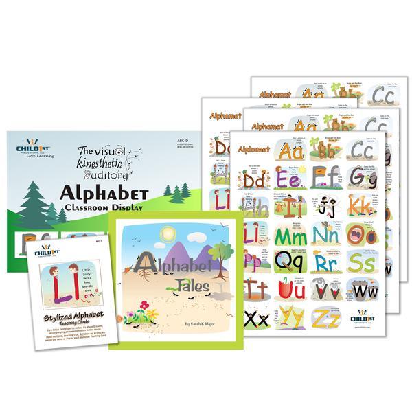 Alphabet Classroom Kit.