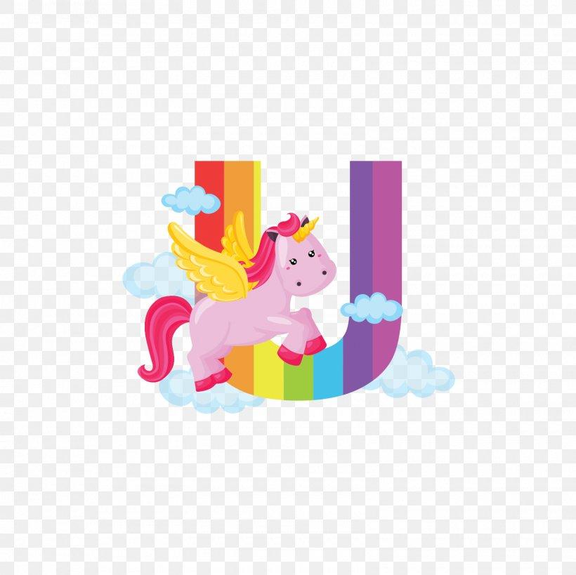 Alphabet Letter Unicorn Clip Art, PNG, 1600x1600px, Alphabet.