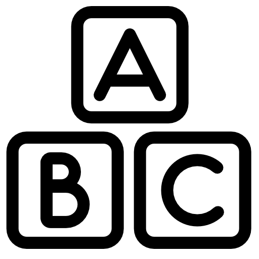 Alphabet Icon Png #74153.