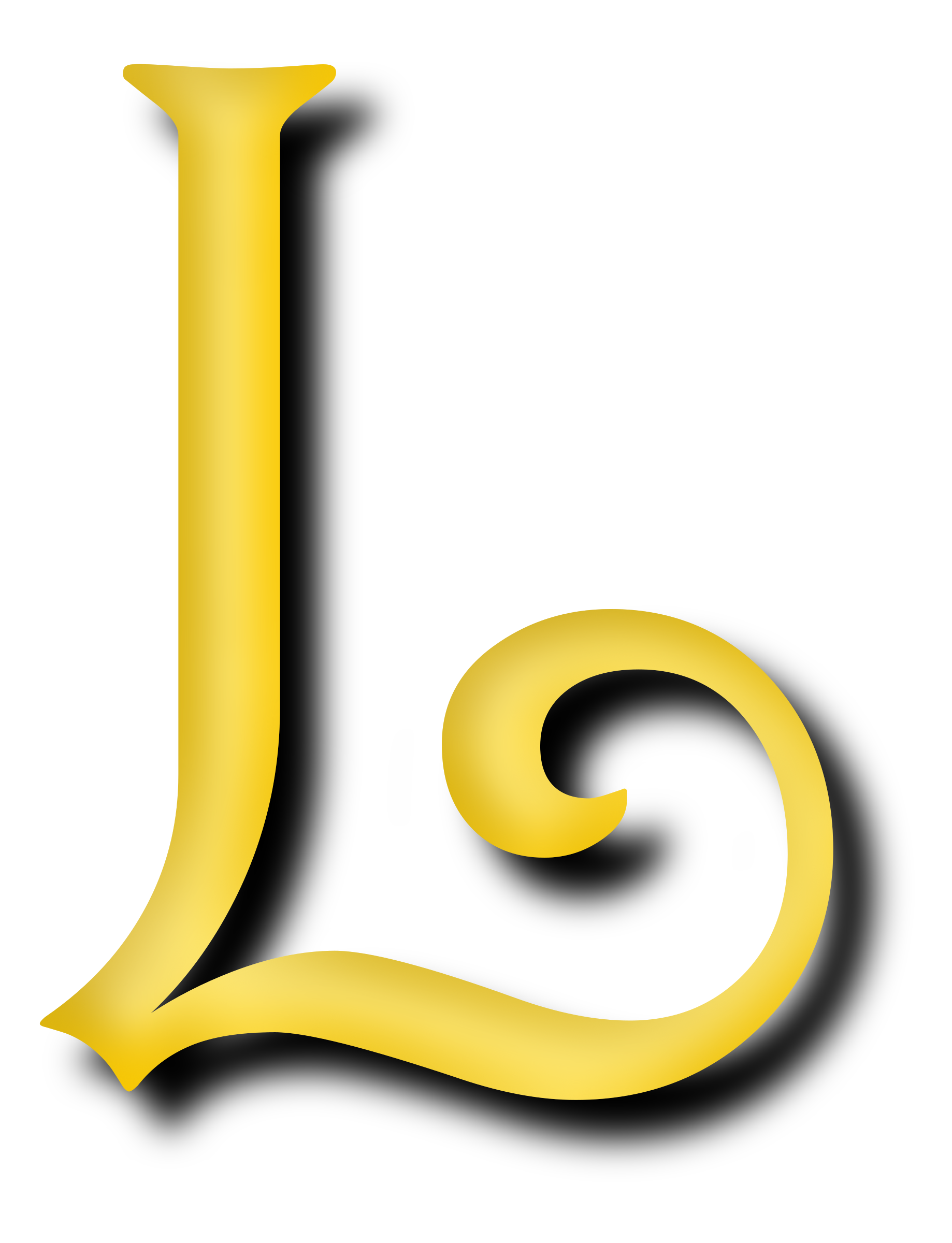 Letter L Clipart Png.