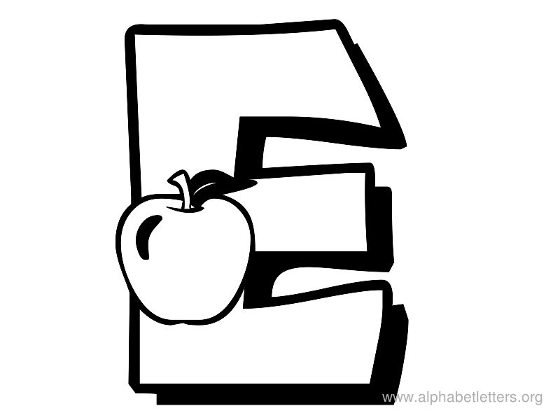 Free Letter E Clipart Black And White, Download Free Clip.