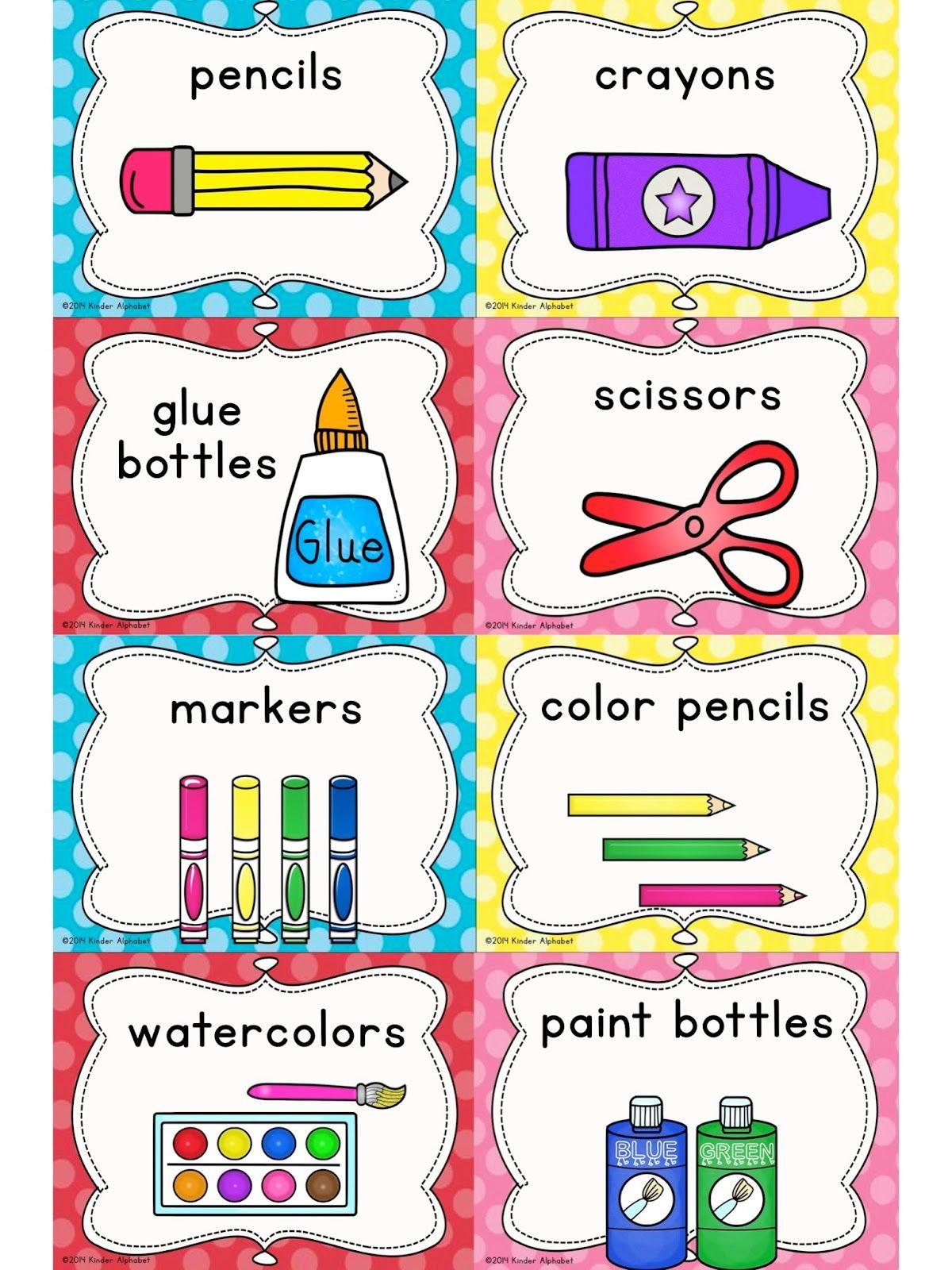 Kinder Alphabet: CVCC Clip Art and Word Work Freebies.