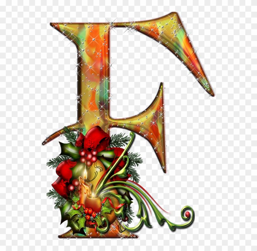 Alphabet De Noel 18 11 Clipart (#2789445).