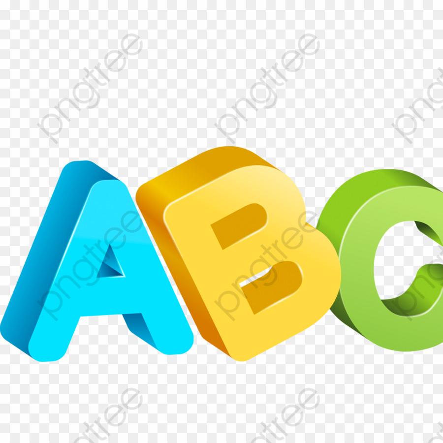 English Alphabet PNG Clipart download.