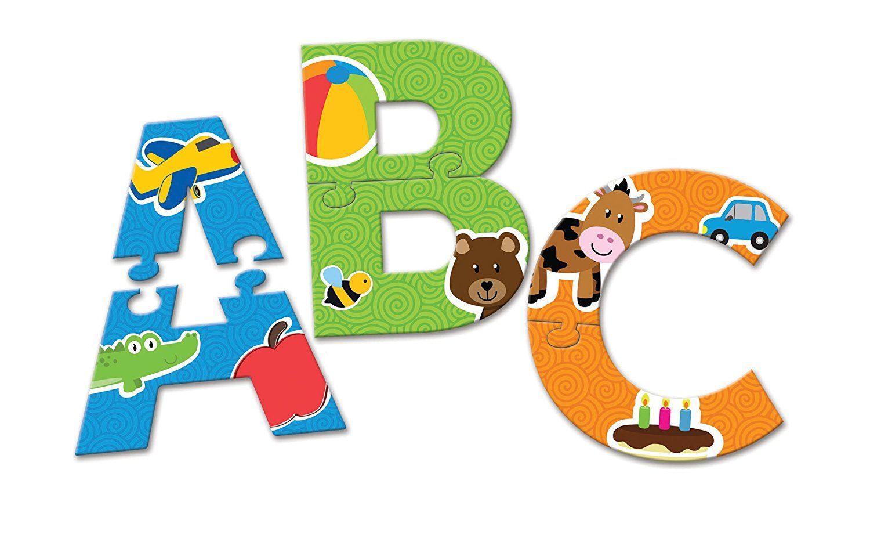 Alphabet Puzzle Cards.