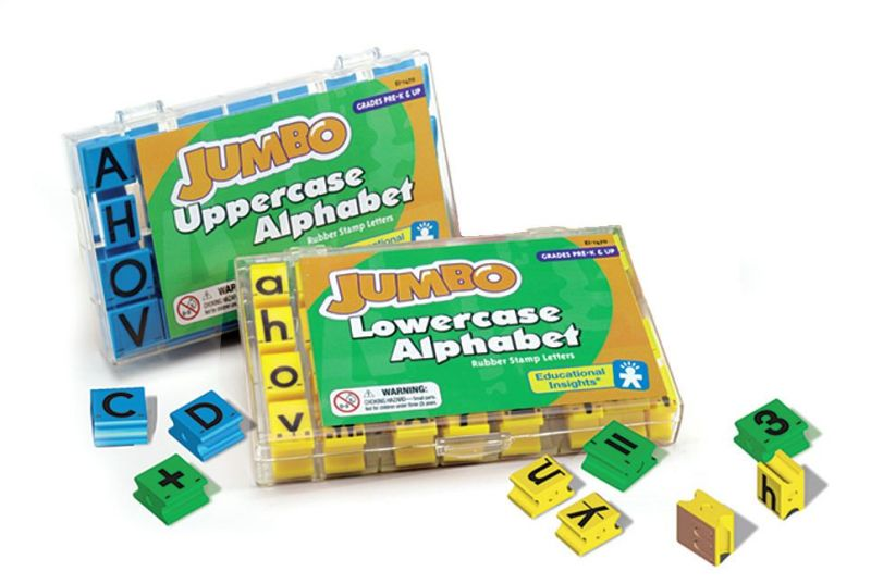 Alphabet And Number Stamps Uppercase clipart free image.