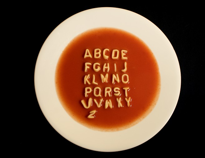 Donna L Martin's THE STORY CATCHER: Have Some Alphabet Soup.