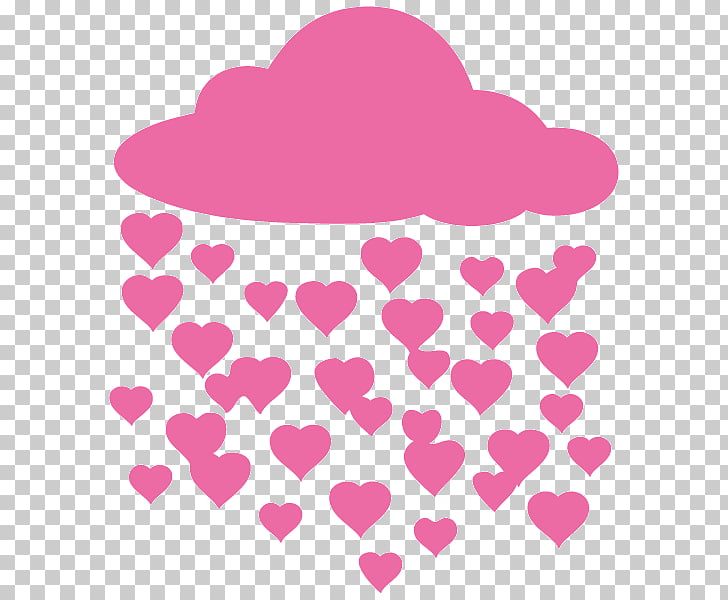 Cloud Sticker Rain Drop Wall decal, 3d alphabet PNG clipart.