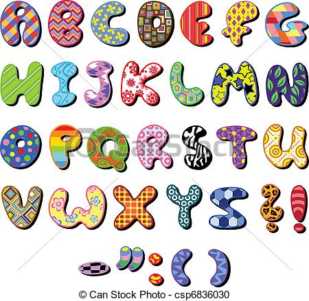 Alphabet Illustrations and Clip Art. 184,865 Alphabet royalty free.