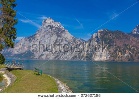 Traunstein Stock Photos, Royalty.