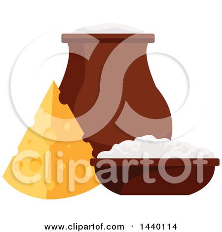 Alpine cuisine clipart #12