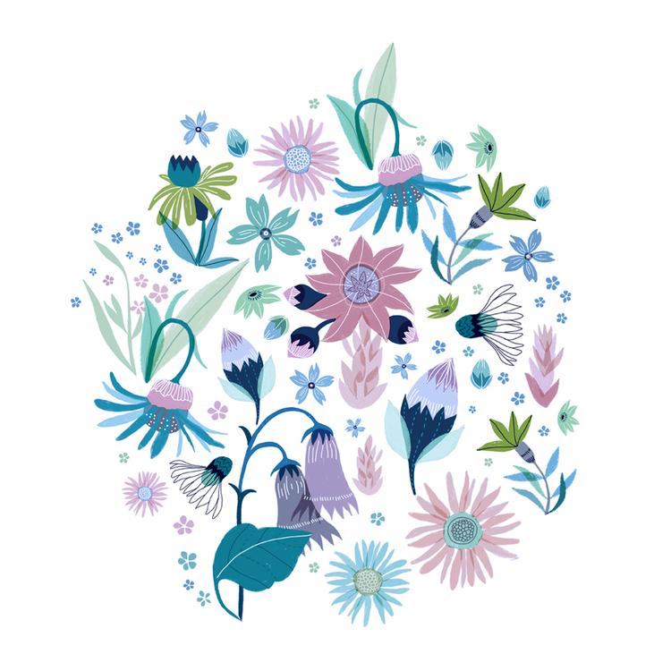 Alpine flora — elena.