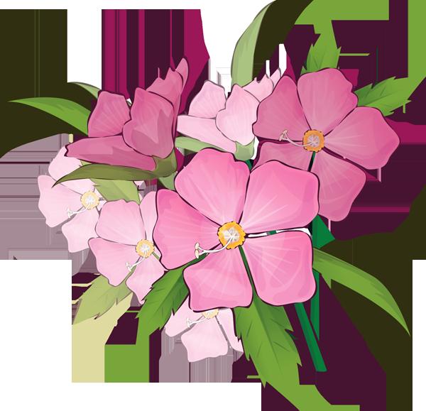 Grab This Free Summer Flower Clip Art.