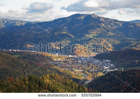 Foothills Of The Alps Stock Images, Royalty.