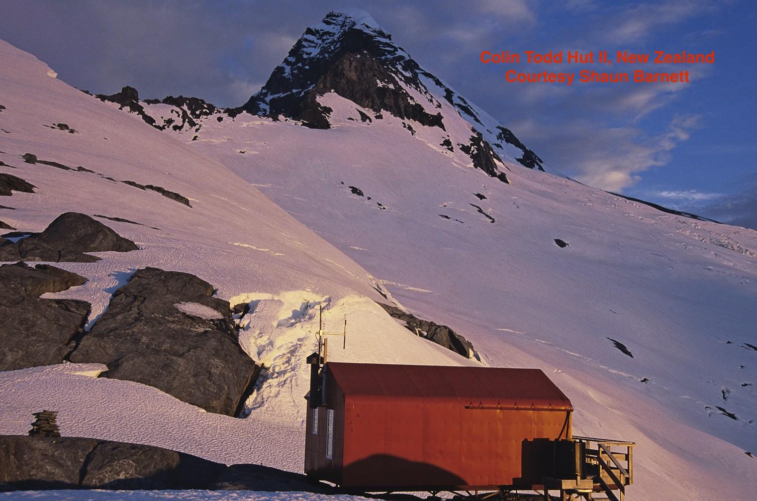 Hut to hut systems, hut to hut hiking.