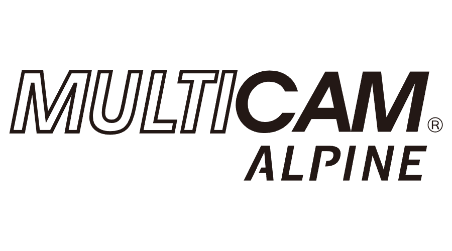 MULTICAM ALPINE Vector Logo.