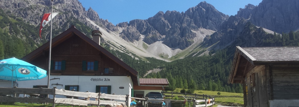 Guided walking and trekking holidays in the Alps with Alpine.