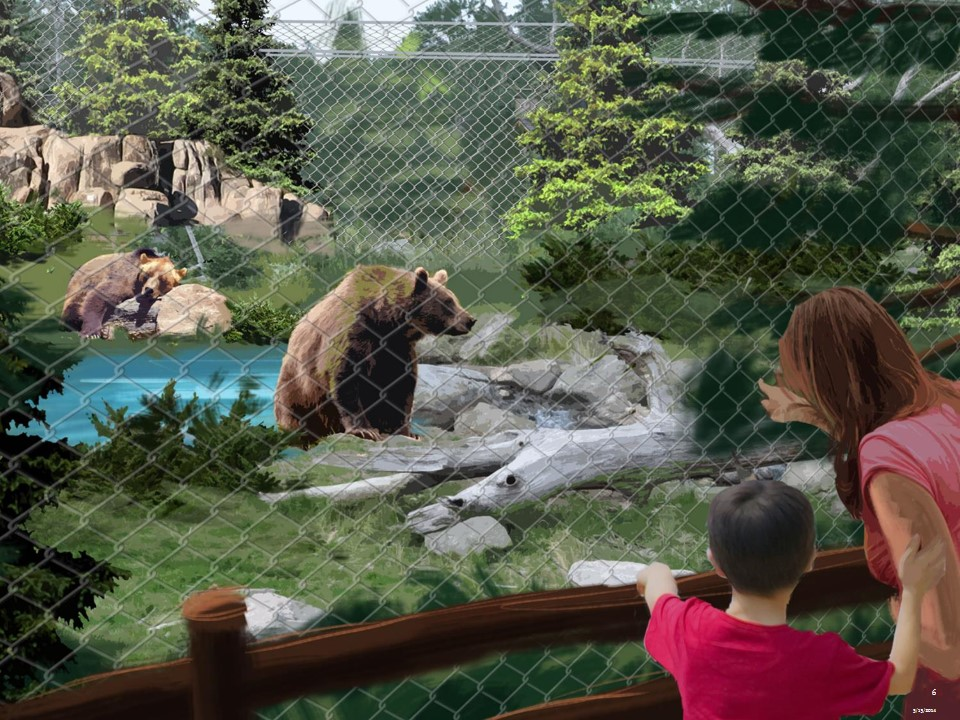 Big Bear Alpine Zoo Slated for Opening in Spring 2018.