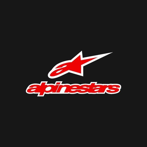 Alpinestars Logo Poster.